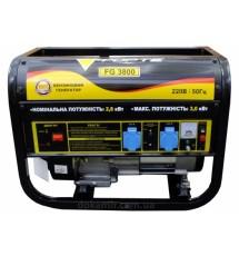 Бензиновый генератор FORTE FG3800 (мощность 2,8 кВт)