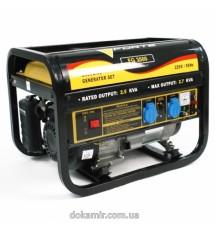 Бензиновый генератор FORTE FG3500 (мощность 2,5 кВт)