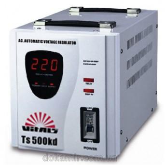 Стабилизатор напряжения Vitals Ts-500kd ( бесплатная доставка! )