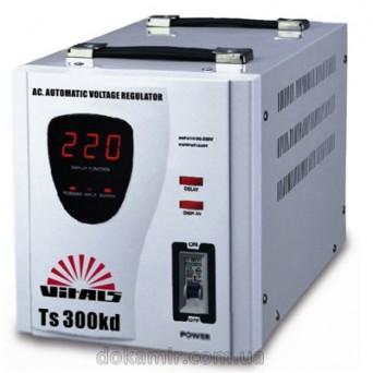 Стабилизатор напряжения VITALS Ts-300kd ( бесплатная доставка! )