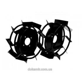 Грунтозацепы для мотоблоков Кентавр 2060-2090 без втулки (400х150)
