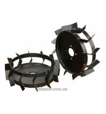 Колеса с грунтозацепами на мотоблок Кентавр 2060-2090 560х150