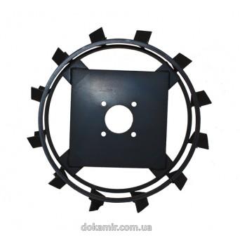 Колеса с грунтозацепами на мотоблок Sadko М-500,  М-900