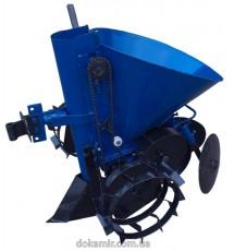 Картофелесажалка Кентавр КСМ-1Л (синий)