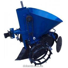 Картофелесажалка мотоблочная Кентавр К-1Л (синий)