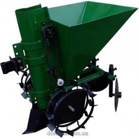 Картофелесажалка Кентавр П-1Ц (зеленый)