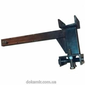 Крепление граблей ГВР-4 (солнышко)