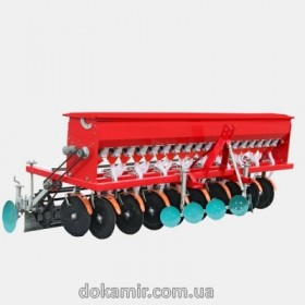 Сеялка зерновая 2BFX-16 16 рядная