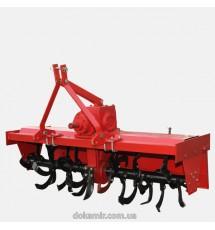 Почвофреза минитракторная 1GXZN-120 (для ременных тракторов)