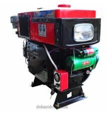 Дизельный двигатель мотоблочный Кентавр ДД-1105ВЭ