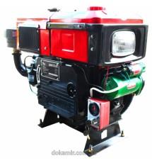 Дизельный двигатель мотоблочный Кентавр ДД-1100ВЭ