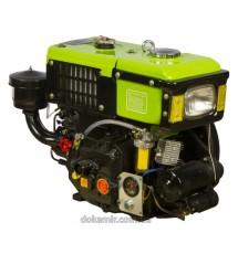 Дизельный двигатель мотоблочный Кентавр ДД-180ВЭ