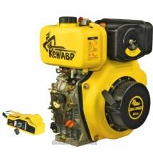 Дизельный двигатель Кентавр ДВС-300ДЭ (под шпонку) электростарт