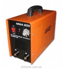 Инверторный сварочный аппарат Искра ММА-200 (MOSFET)