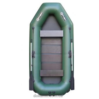 Гребная надувная лодка Навигатор-300СНП