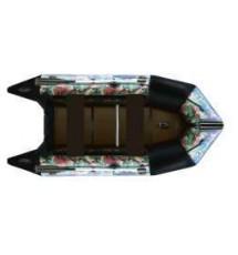 Надувная килевая лодка Aquastar K-400