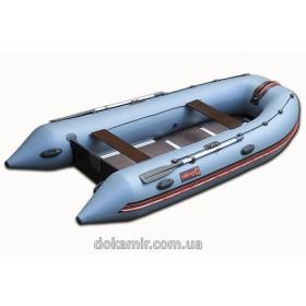 Килевая моторная лодка Elling Пилот PL-370К