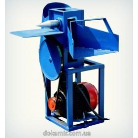 Дровокол (измельчитель веток под эл. двигатель з Шкивами, без ремня, без конуса)