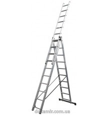 Лестница универсальная Forte CE3х11А 3*11 сх. (29076/73977)