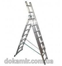 Лестница универсальная Forte CE3х7 3*7 сх (22241/69140)