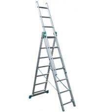 Лестница универсальная 3-х составная FORTE СЕ3х7