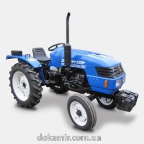Трактор DONGFENG 240D  4x2 новый дизайн