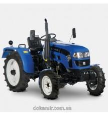 Трактор (минитрактор) ДТЗ 4244HX  (КПП 4+1)х2, гидроусилитель руля)