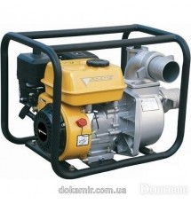 Мотопомпа бензиновая Forte FP40HP, пр-во 120 м3 / ч