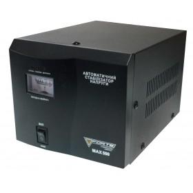 Стабилизатор напряжения Forte MAX-500VA релейный