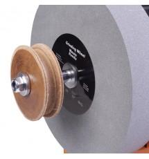 Профилированный кожаный круг для полировальных станков WorkMan 708028