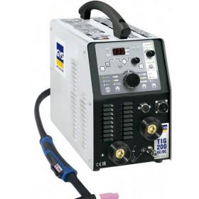 Аргонодуговой инвертор (MMA/TIG) GYS TIG 200 AC/DC HF