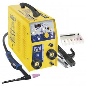 Аргонодуговой инвертор (MMA/TIG) GYS TIG 168 DC HF