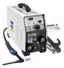Аргонодуговой инвертор (MMA/TIG) GYS TIG 200 DC HF