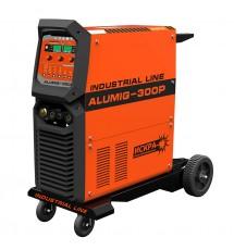 Аргонодуговой инвертор Искра Industrial Alumig-300P