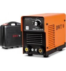 Инверторный сварочный аппарат DWT ММА-200 MINI BMC