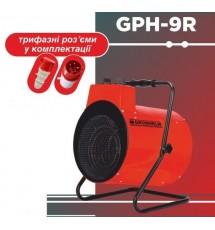 Тепловентилятор электрический Grunhelm GPH-9R (380В)