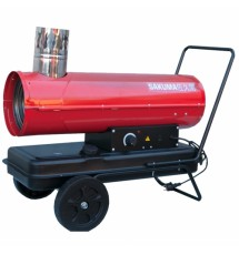 Тепловая пушка (дымоход) Sakuma SGO-20C
