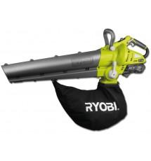 Пылесос садовый бензиновый Ryobi RBL30MVB